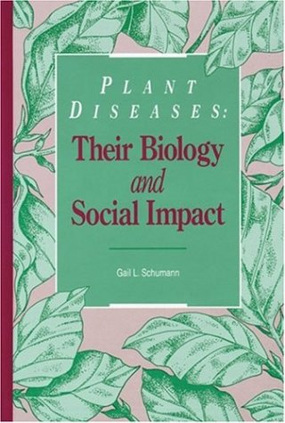 Plant Diseases Their Biology and Social Impact  1991 edition cover