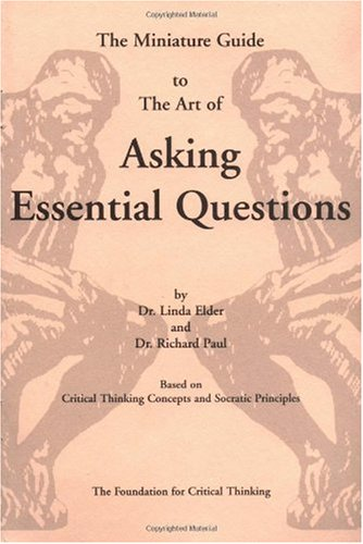 Miniature Guide to the Art of Asking Essential Questions  N/A edition cover