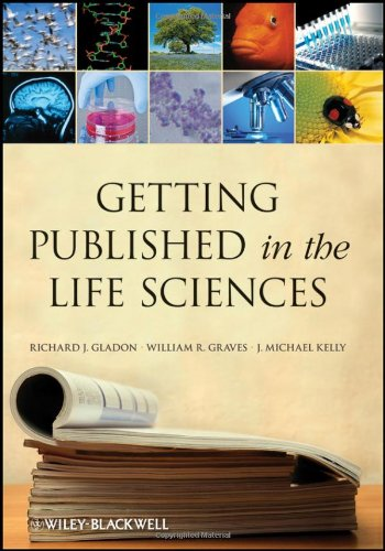 Getting Published in the Life Sciences   2011 9781118017166 Front Cover