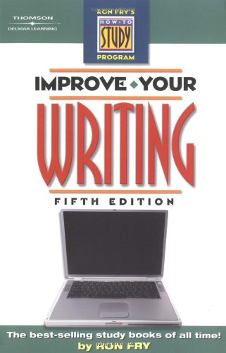 Improve Your Writing  5th 2005 (Revised) 9781401889166 Front Cover
