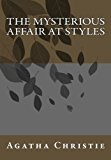 Mysterious Affair at Styles  N/A 9781492937166 Front Cover