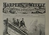 Harper's Weekly March 2 1861  N/A 9781557096166 Front Cover