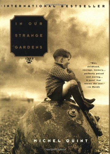 In Our Strange Gardens   2001 edition cover