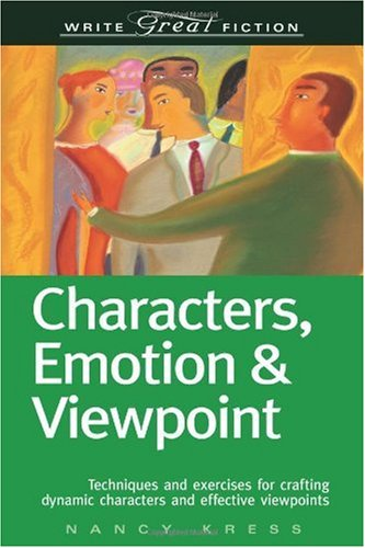 Characters, Emotion and Viewpoint   2005 edition cover