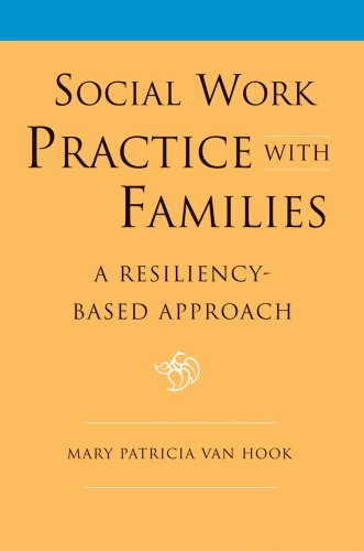 Social Work Practice with Families A Resiliency-Based Approach  2008 edition cover