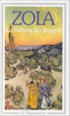 Fortune des Rougon   1969 9782080702166 Front Cover