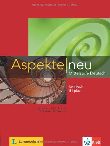 Aspekte neu: Lehrbuch B1 plus  0 edition cover