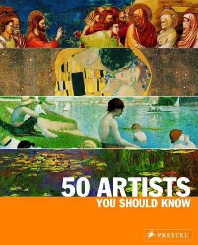 50 Artists You Should Know   2006 edition cover