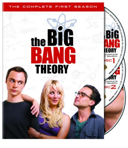 The Big Bang Theory: Season 1 System.Collections.Generic.List`1[System.String] artwork