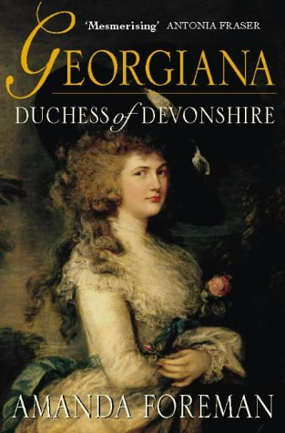 Georgiana, Duchess of Devonshire N/A edition cover