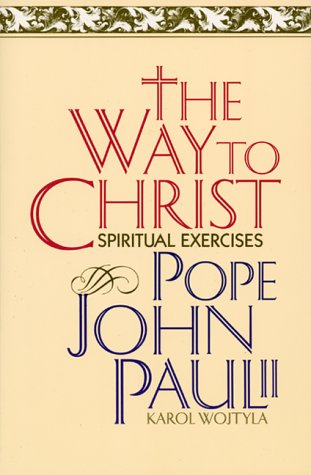 Way to Christ Spiritual Exercises  1982 edition cover