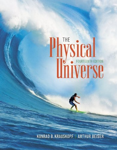 Physical Universe  14th 2012 edition cover