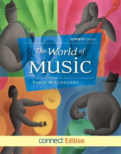 World of Music  7th 2012 edition cover