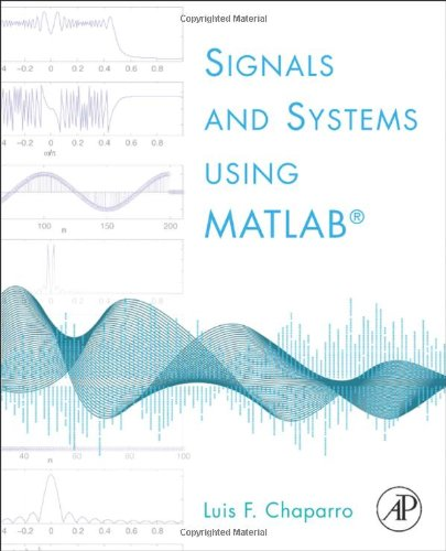 Signals and Systems Using MATLAB   2010 edition cover