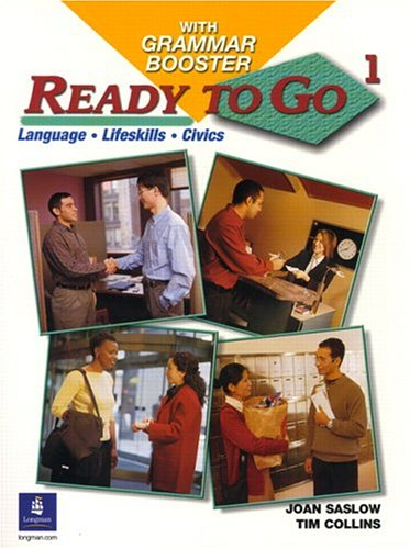 Ready to Go 1 with Grammar Booster Language, Lifeskills, Civics  2004 edition cover