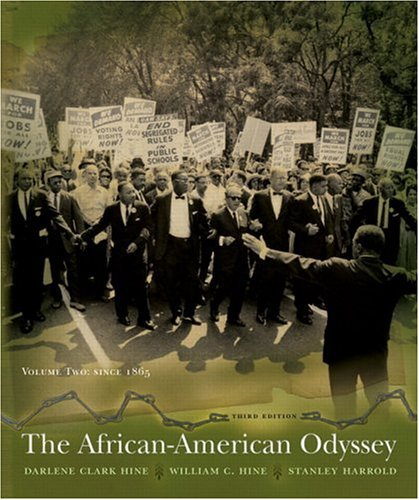 African-American Odyssey  3rd 2006 (Revised) edition cover