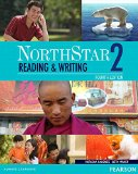 NorthStar Reading and Writing 2 with MyEnglishLab  4th 2015 edition cover