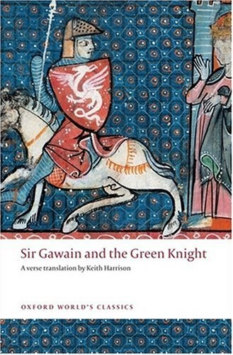 Sir Gawain and the Green Knight   2008 edition cover