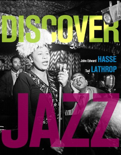 Discover Jazz   2012 edition cover