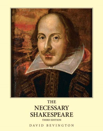 Necessary Shakespeare  3rd 2009 edition cover