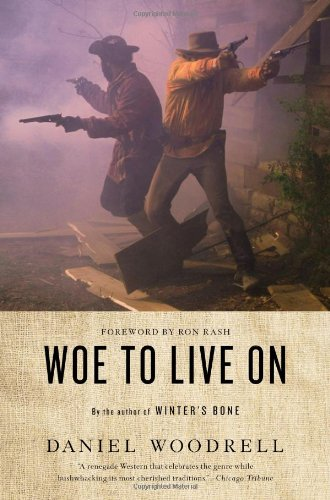 Woe to Live On   2012 edition cover