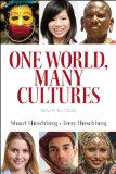 One World Many Cultures:   2014 edition cover