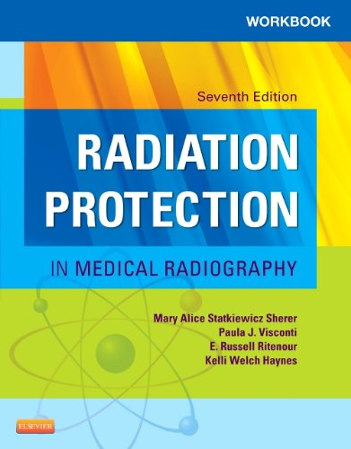 Workbook for Radiation Protection in Medical Radiography  7th 2014 edition cover