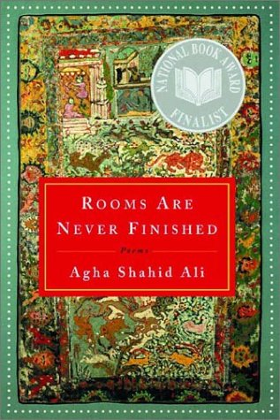 Rooms Are Never Finished   2003 edition cover