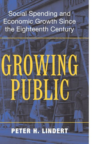 Growing Public Social Spending and Economic Growth since the Eighteenth Century  2004 edition cover