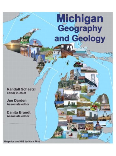 Michigan Geography and Geology   2006 edition cover