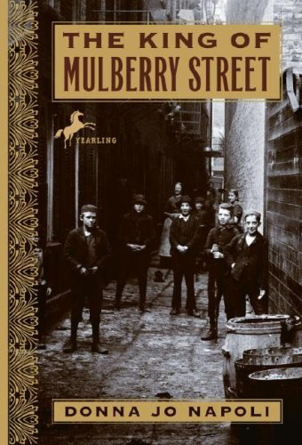 King of Mulberry Street  N/A edition cover