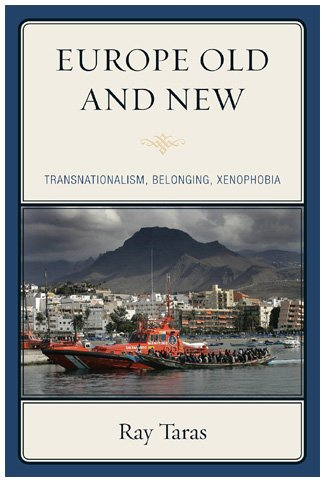 Europe Old and New Transnationalism, Belonging, Xenophobia  2008 edition cover