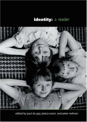 Identity A Reader  2000 edition cover