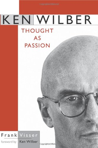 Ken Wilber Thought as Passion  2003 edition cover