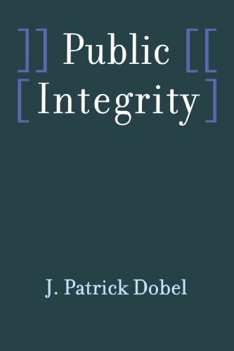 Public Integrity  N/A 9780801869167 Front Cover