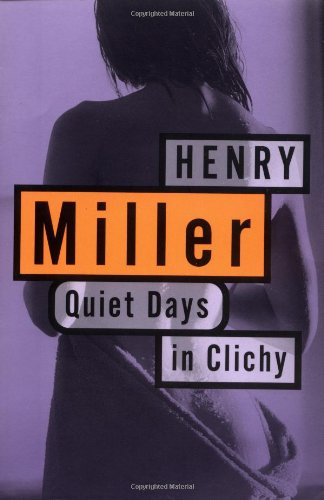Quiet Days in Clichy  N/A edition cover