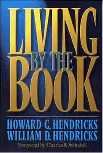 Living by the Book  N/A 9780802408167 Front Cover