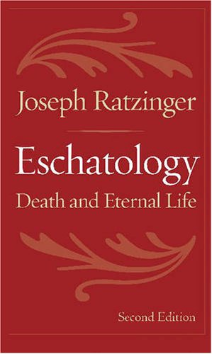 Eschatology Death and Eternal Life 2nd edition cover