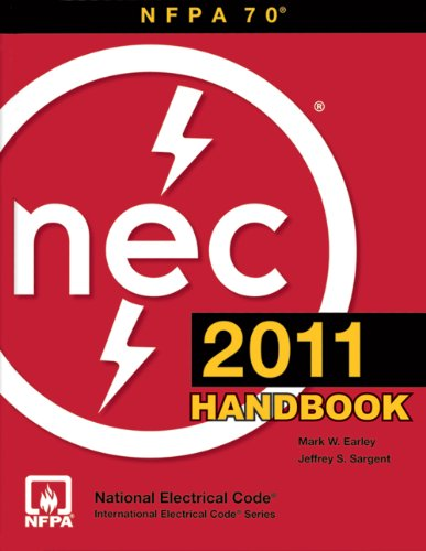 National Electrical Code 2011 Handbook   2011 9780877659167 Front Cover