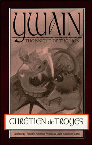Ywain, the Knight of the Lion  Revised  edition cover