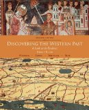Discovering the Western Past A Look at the Evidence to 1789 7th 2015 edition cover