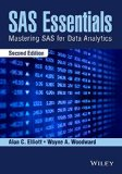 SAS Essentials A Guide to Mastering Sas, Second Edition 2nd 2016 edition cover