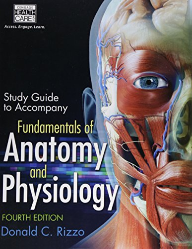 Fundamentals of Anatomy and Physiology  4th 2016 edition cover