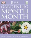 RHS Gardening Month by Month  2007 9781405318167 Front Cover