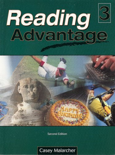Reading Advantage 3  2nd 2004 edition cover