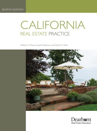 California Real Estate Practice  2010 edition cover