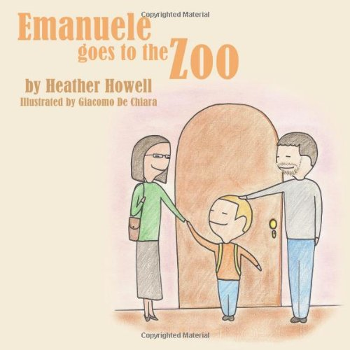 Emanuele Goes to the Zoo  2010 edition cover