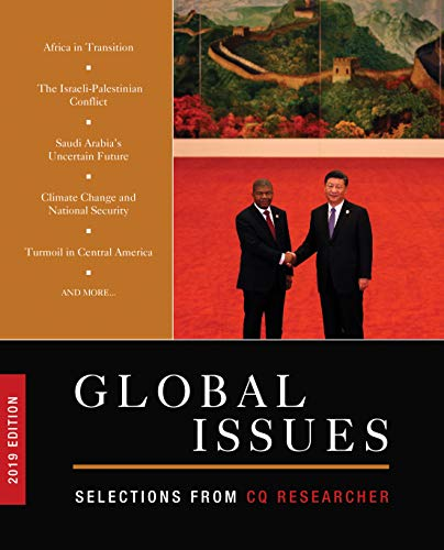 Global Issues: Selections from Cq Researcher  2019 9781544369167 Front Cover