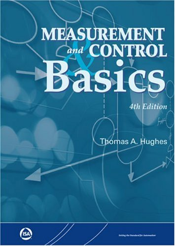 Measurement and Control Basics  4th 2006 (Revised) edition cover