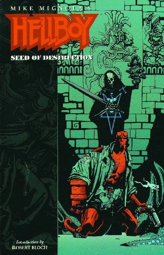 Seed of Destruction  2nd 1997 9781569713167 Front Cover